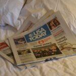 通信社からの配信による新聞記事と名誉毀損