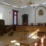 刑事裁判とマスク