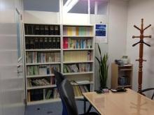 厚木の弁護士事務所-相談室