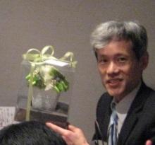 厚木の弁護士事務所-香﨑先生とプリザーブドf